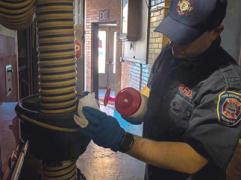 Plymovent provides exhaust removal cleaning tips for continued safety of First Responders